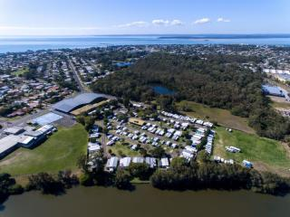 Fantastic Freehold Caravan Park by the Sea - Fraser Coast | Resort Brokers ID : FH004843