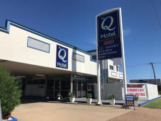 FREEHOLD MOTEL IN ROCKHAMPTON WITH HIGH RETURN!