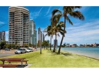 Management Rights, Prime Riverside Position in Surfers Paradise - 1P3831MR