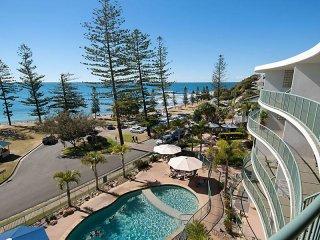 Rare North Facing Beachfront Resort